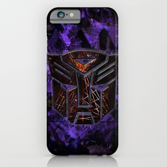 Autobots Abstractness - Transformers iPhone & iPod Case