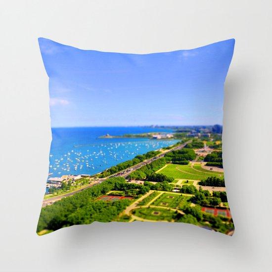 Grant Park Throw Pillow