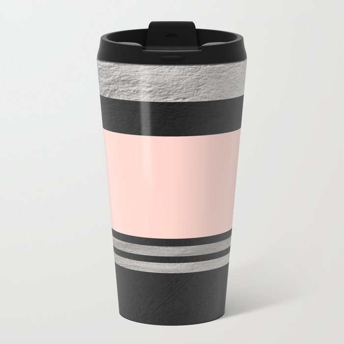 Minimal Complexity II Travel Mug