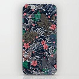 Blossom Blizzard iPhone Skin