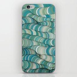 Wave Maker iPhone Skin
