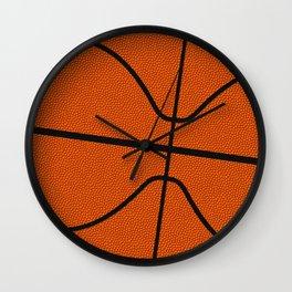 Fantasy Basketball Super Fan Free Throw Wall Clock