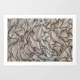 Jail Art Print