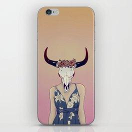 Zenith Lady iPhone Skin