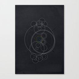 The Antikythera Mechanism Canvas Print