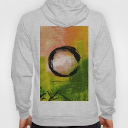 Enso No.MM13I by Kathy Morton Stanion Hoody