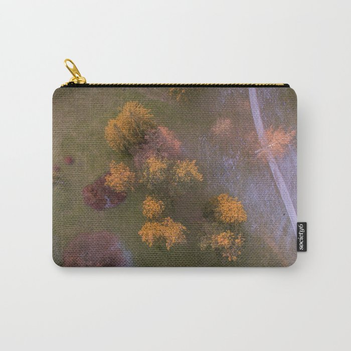 Borrowed Time Carry-All Pouch