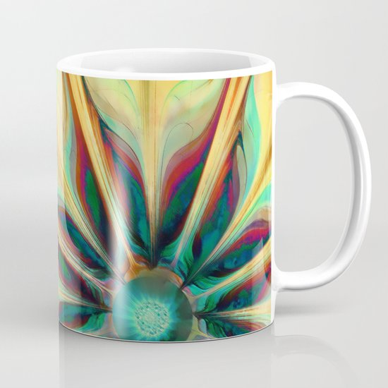 Yellow Flower Mug