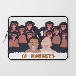 Twelve Monkeys Laptop Sleeve