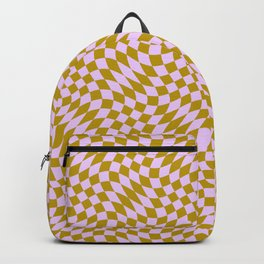 Abstraction_NEW_POP_ILLUSION_ART_PATTERN_Minimalism_001AFA Backpack