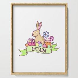 Ostara Serving Tray