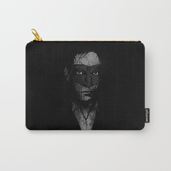 Father Hazard (Red Eyes) Carry-All Pouch