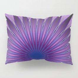 Lavender mandala Pillow Sham