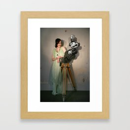 A Night at the Pictures 2 Framed Art Print