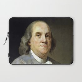 Benjamin Franklin Laptop Sleeve