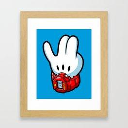 G-Shockr Framed Art Print