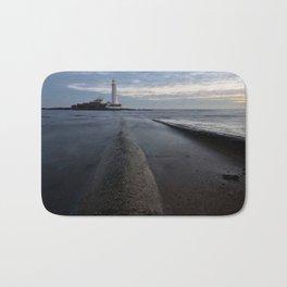 St Marys Lighthouse Bath Mat