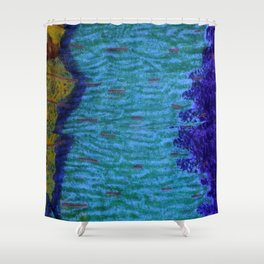 Tapestry 009 Shower Curtain
