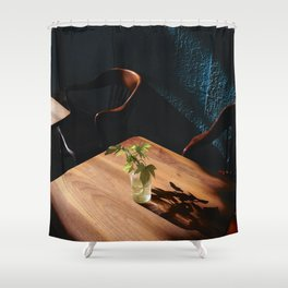 The Red Hook Shower Curtain