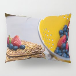 Breakfast Pillow Sham