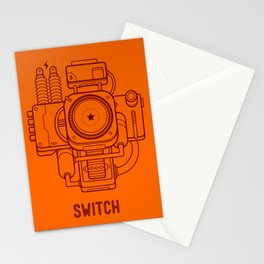 Switch Stationery Cards