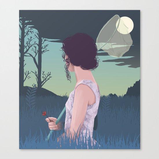 Dream finder Canvas Print