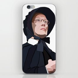 I have doubts, I have such doubts iPhone Skin