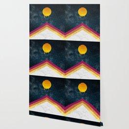 004 - Melting Moon drops Wallpaper