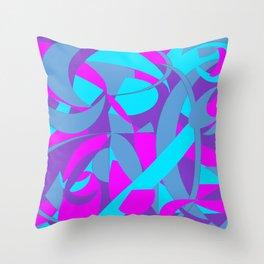Scepter Spiral Throw Pillow
