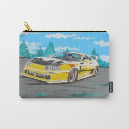 toyota supra painting Carry-All Pouch