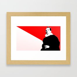 Klaus Framed Art Print