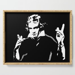 Beethoven Fighter Serving Tray