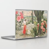 cactus Laptop & iPad Skins featuring Decor by Sarah Eisenlohr