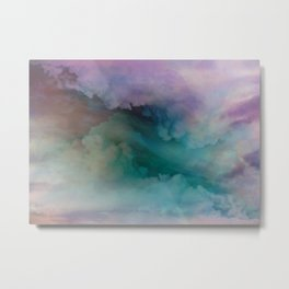 Astral Projection by Nature Magick Metal Print
