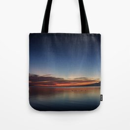 End of Day 3 Tote Bag