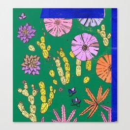 Baja California Canvas Print