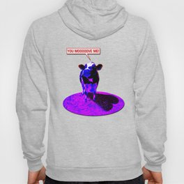 Psychedelic Cows Hoody