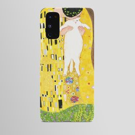 The kiss Android Case