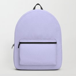 Simply Periwinkle Purple Backpack