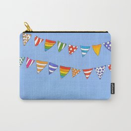 Banners in the sky Carry-All Pouch