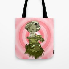 contraction Tote Bag