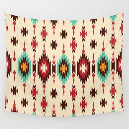 American Native Pattern No. 103 Wall Tapestry