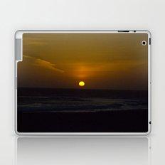 Sunset across the Ocean Laptop & iPad Skin
