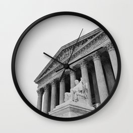 United States Supreme Court Wall Clock
