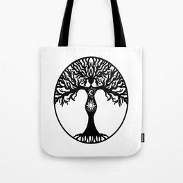 Goddess Tree Tote Bag