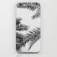 simply palm leaves iPhone 6s Slim Case