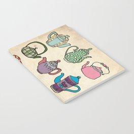 Teapots Notebook