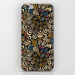 Wanderings iPhone Skin