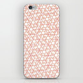 Jali Fusion - Red iPhone Skin