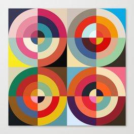 4 Seasons Canvas Print